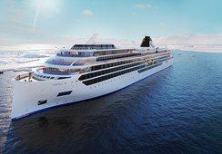 Vards nye Viking-skip får klimaforskere om bord