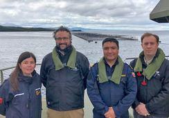 Superintendencia del Medioambiente anuncia monitoreo continuo para la salmonicultura