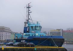 Ukens Skipsbesøk: MS «Silex»