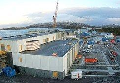 Avtale om roboter fra Island