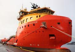 Ukens Skipsbesøk: MV «Norsea Fighter»