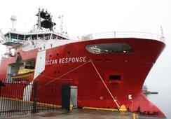 Ukens Skipsbesøk: M/S «Ocean Response»