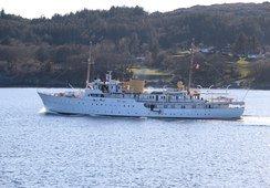 Endúr Maritime skal vedlikeholde «Norge»
