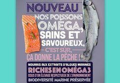 Salmón alimentado con aceite de algas impulsa ingresos de supermercado francés