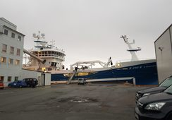 Ukens Skipsbesøk MS «Kvannøy»