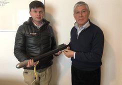 Chileno desarrolla nuevo sistema de inspección de fondo marino con sonares