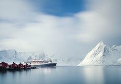 Alle blir med frå Hurtigruten til Havila Kystruten