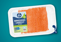 Algal oil-fed salmon to hit German shelves this week