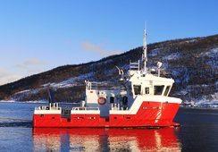 Fjerde oppdrettsbåt overlevert til NRS