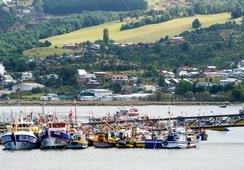 Industria del salmón se suma a esfuerzos por contener Coronavirus en Chiloé