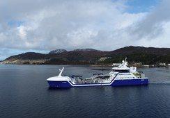 - Uten risikodekning hadde ikke verdens første hybridbrønnbåt blitt bygget i Norge
