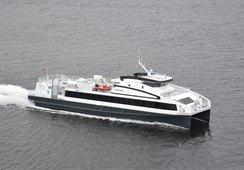 MS «Fjordjarl» levert til Norled