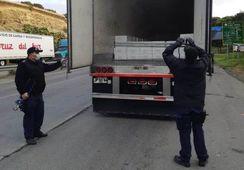 Detectan siete toneladas de carga de salmón no autorizada en Chacao