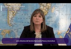 Sernapesca destaca rol ciudadano en Cuenta Pública Anual