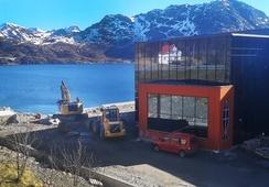 Om få uker er rognen på plass i nytt Ellingsen Seafood anlegg