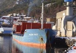 Wilson blir verdens største på short sea