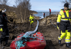 7km sea cable laid for Havfarm