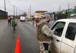 Transportistas de salmón critican nueva aduana sanitaria en Ancud