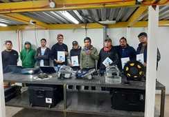 Proveedor acuícola chileno crece en Aysén y contratará más pilotos ROV