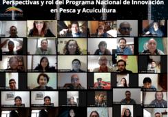 Webinar acuícola potencia oportunidades de cooperación entre Chile y Perú