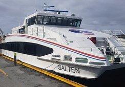 Ukens Skipsbesøk - MS «Salten»