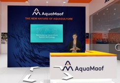 AquaMaof inaugura nuevo stand en feria virtual