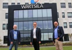 Sikrer seg internasjonale lederposisjoner i Wärtsilä