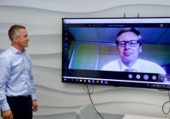 Samarbeider om et digitaliseringsveikart