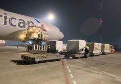 American Airlines reinicia operaciones de carga en Chile