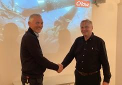 Cflow ansetter administrerende direktør