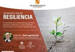 Veterquimica organiza webinar sobre resiliencia en contexto pandémico