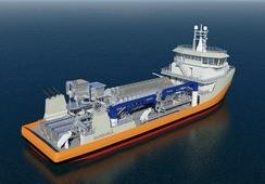 En Chile: Proyectan construir cinco naves para tratar Caligus y Ameba Branquial