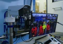 Omnifish dona cámara térmica para prevención de covid-19 en Puerto Montt