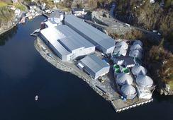 Stø kurs for Sævareid Fiskeanlegg