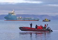 Ny digital tjeneste for økt sjøsikkerhet i Arktis