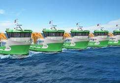 Service boat operator FSV orders five new vessels
