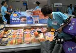La desafiante posición de los productores de salmón chileno en China