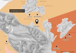 Se derraman 5.000 litros de diésel en centro de cultivo noruego