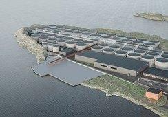 Salmon Evolution y Dongwon impulsarán acuicultura terrestre en Corea del Sur