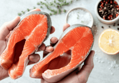 New harvest of Coho salmon approaches the US market