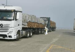 Controles sanitarios en cruce a Chiloé operarán 24/7 tras demanda de conductores
