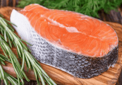 70% 'likely to try GM salmon' says AquaBounty