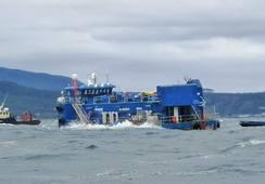 Proponen que balsas jaulas de salmón sean inscritas ante Autoridad Marítima
