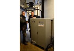 Fishbase Group velger Blue Unit til vannmåling