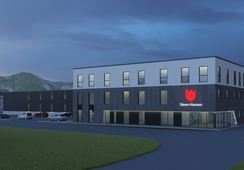 Steen-Hansen bygger ny fabrikk