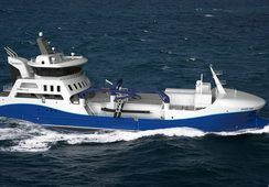 Intership orders new boat for Mowi Canada East