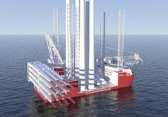 Vard skal bygge verdens mest avanserte havvindskip