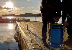 SubC3D tester nå luseteller i sjø