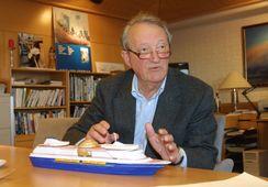 Skipsreder Knut Utstein Kloster er død
