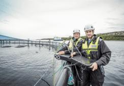 NRS Farming investerer ytterligere i teknologi for å bedre fiskehelse